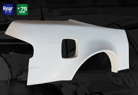Origin Lab Rear Overfenders Type 4 75mm for Silvia (89-94 S13)