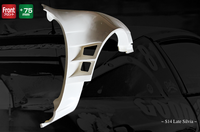 Origin Lab Front Fenders Type 4 for Kouki (97-98 S14)