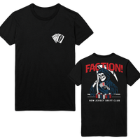 Faction! Dead Man's Hand Tee