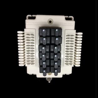 Porta Systems 1512 12 Pair Protector Block Termination 110