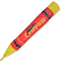 "Premier Kites - Crayon kite  ""Yellow"""