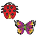 "Xkites - Microkite 2pack ""Butterfly / Ladybug """
