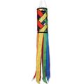 Premier Kites - Windsock - Rainbow Lattice
