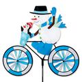 Premier Kites - 30 in. Bike Spinner - Snowman