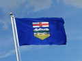 "Flag Matrix - Alberta Flag 36"" x 60"" Poly ""Superior Quality"""