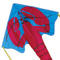 Premier Kites - Large Easy Flyer Kite - Red Lobster