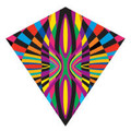 "XKites - Colormax Nylon Diamond ""Retro"" 25"""