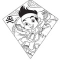 "XKites - Color me Kite ""Jake and the Neverland Pirates"""