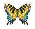 "WindnSun - Microkite Butterfly ""Swallowtail"""