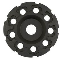 Black T-Seg Diamond Vantage Cup Wheel Premium Design for fast aggressive grinding.  Small Seeds, Inc. Authorized Dealer
