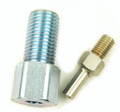 "5/8"" - 11 thread Female to 1 1/4"" - 7 thread Male Core Bit Adapter"