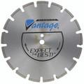 30 x 155 Diamond Vantage Pro Blade Green Concrete Supreme Grade Saw Road