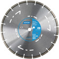 "14"" x 125 Norton Diamond Blade 4X4 Concrete High Speed Saw 70184684547 Small Seeds"