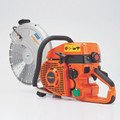 """12"""" Norton 5HP Gas iLube Cut-Off High Speed Saw CP512-350i (70184647561) Small Seeds"""