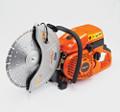 "12"" Norton 5HP Standard Gas Cut-Off High Speed Saw CP512-300 (70184647559)"