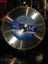 Small Seeds Lackmond 14 x 125 Diamond Blade