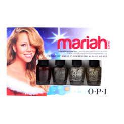 OPI Nail Polish Mariah Carey Mini Holiday Hits 2013 Collection
