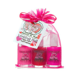 Piggy Paint Lovebug Hug Gift Set