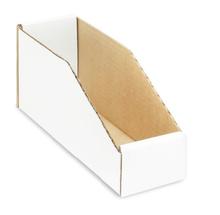 """Cardboard Parts Bin 3"""" x 17-5/8"""" x 4-1/2"""" - Waxed"""