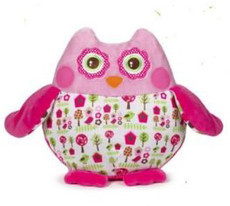 Adorable Owl Pink
