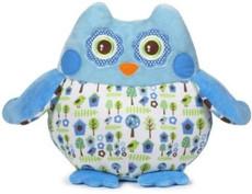 Blue Adorable Owl