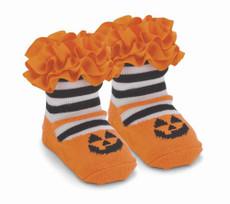 Li'l Pumpkin Mary Jane Socks