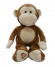 Baby's Heartbeat Monkey