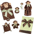 Giggles Monkey 7 Piece Gift Set