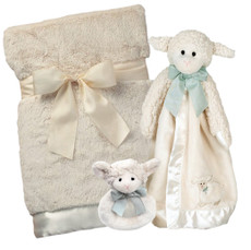 Lamby 3 Piece Gift Set