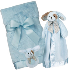 Waggles 3 Piece Baby Gift Set