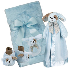 Waggles 4 Piece Baby Gift Set
