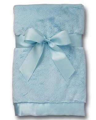 Silky Soft Crib Blanket