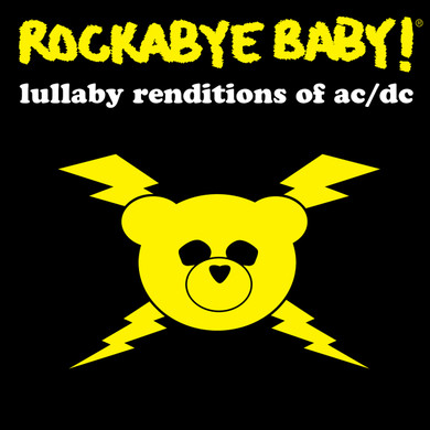Lullaby Renditions of ACDC