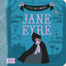 Little Miss Bronte Jane Eyre BabyLit