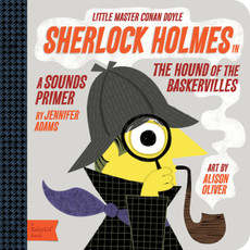 Sherlock Holmes in the Hound of the Baskervilles BabyLit®