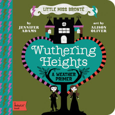 Little Miss Bronte Wuthering Heights BabyLit