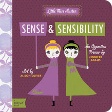 Little Miss Austen Sense and Sensibility BabyLit