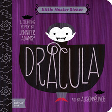 Little Master Stoker Dracula BabyLit