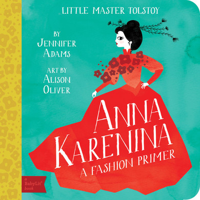 Little Master Tolstoy Anna Karenina BabyLit