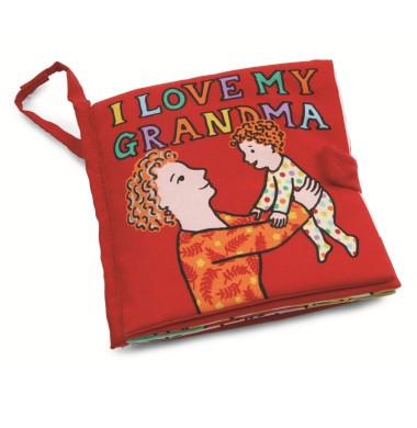 I Love My Grandma book from Jellycat