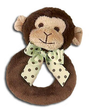 Lil' Giggles Ring Rattle