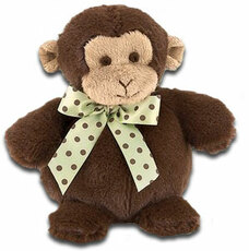 Chunks plush Monkey