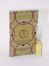 Amouage Journey Man EDP 2ml Vial Sample New With Card