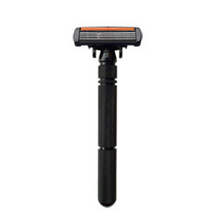 Retro 4 Razor Replacement Handle Only
