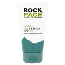 ROCKFACE FACE & BODY SCRUB 150ML