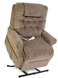 Pride Bariatric Lift Chair