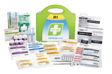R1 Vehicle Max First Aid Kit – Plastic Portable