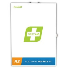 R2 Electrical Workers First Aid Kit – Metal