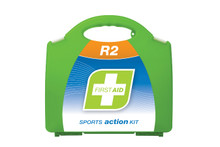 R2 Sports Action First Aid Kit – Plastic Portable