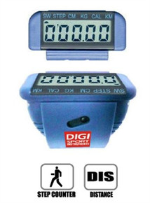 The Digi DW1A is a great multi - function pedometer.
